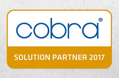 AUREX Zertifizierung für cobra-Produkte