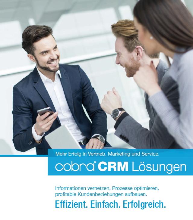 cobra CRM Lösungen